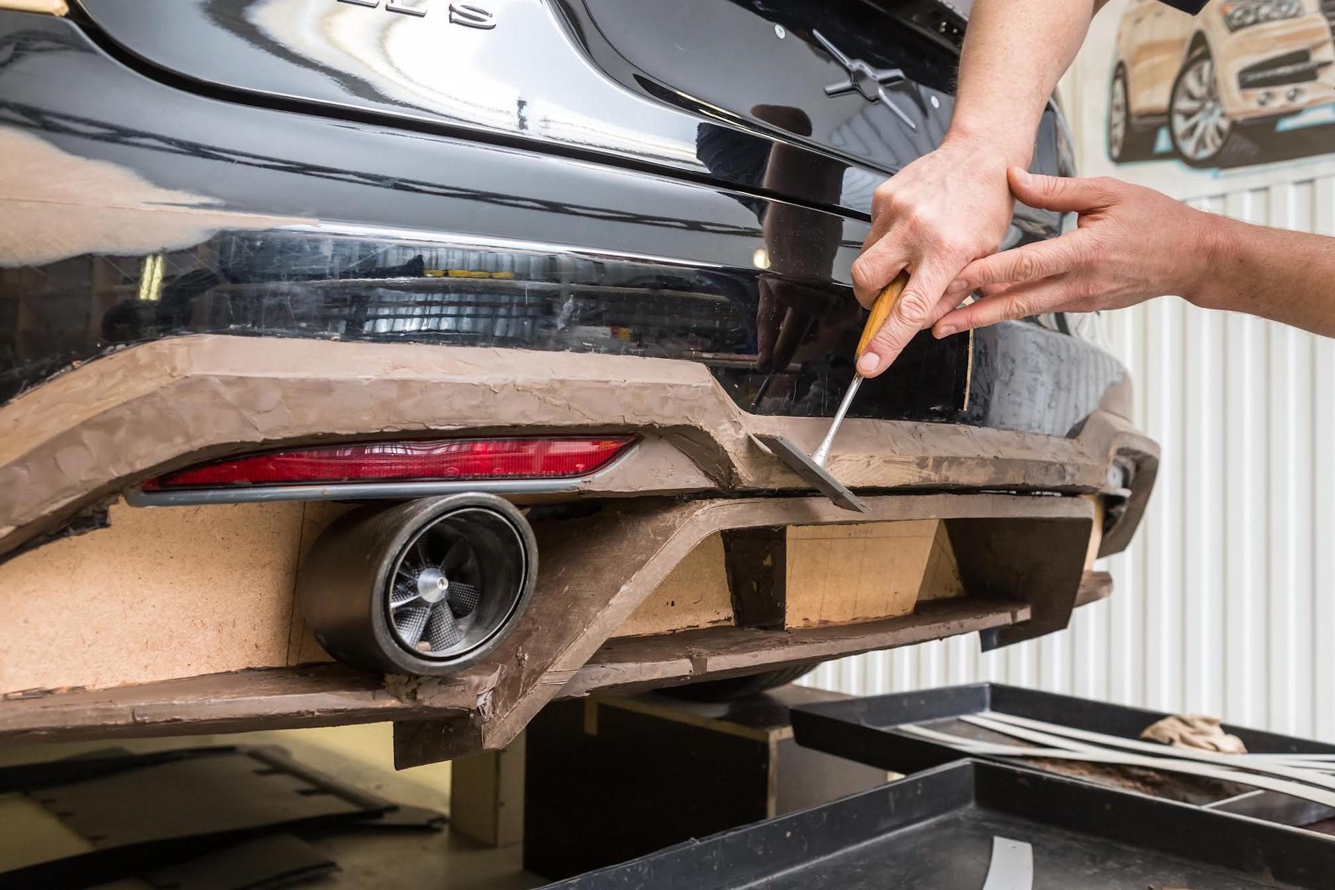 Пластилин для тюнинга автомобилей рецепты приготовления кабана i