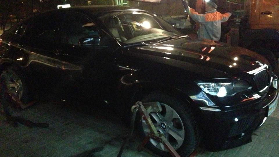 BMW X6 M РСО