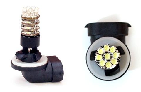 Светодиоды в противотуманки