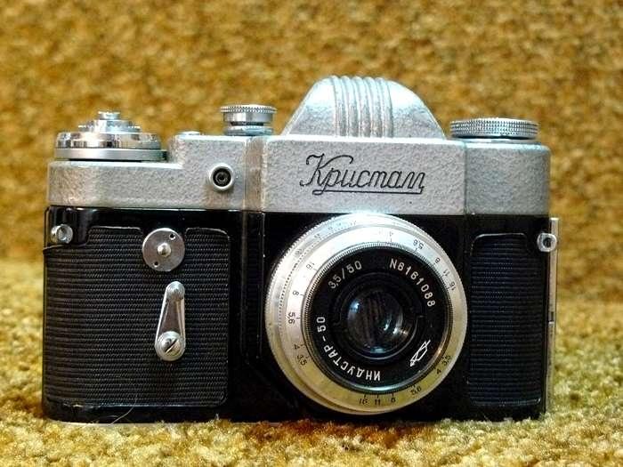 Самые лучшие фотоаппараты ссср