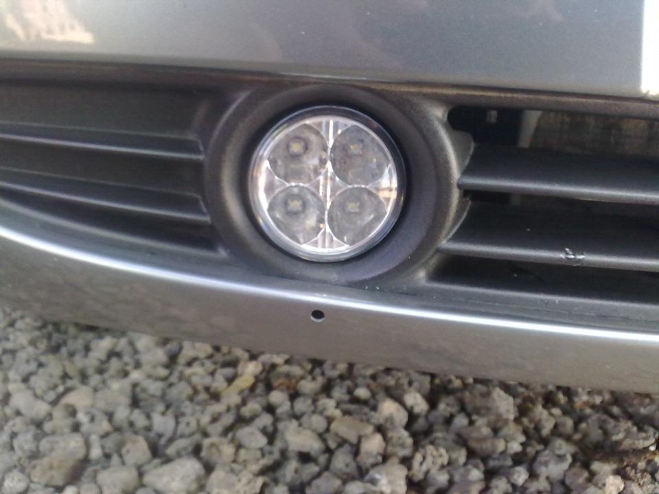 Линзованный Ксенон: Приора(киржач)+Hella New   SpeedFreak - Авто