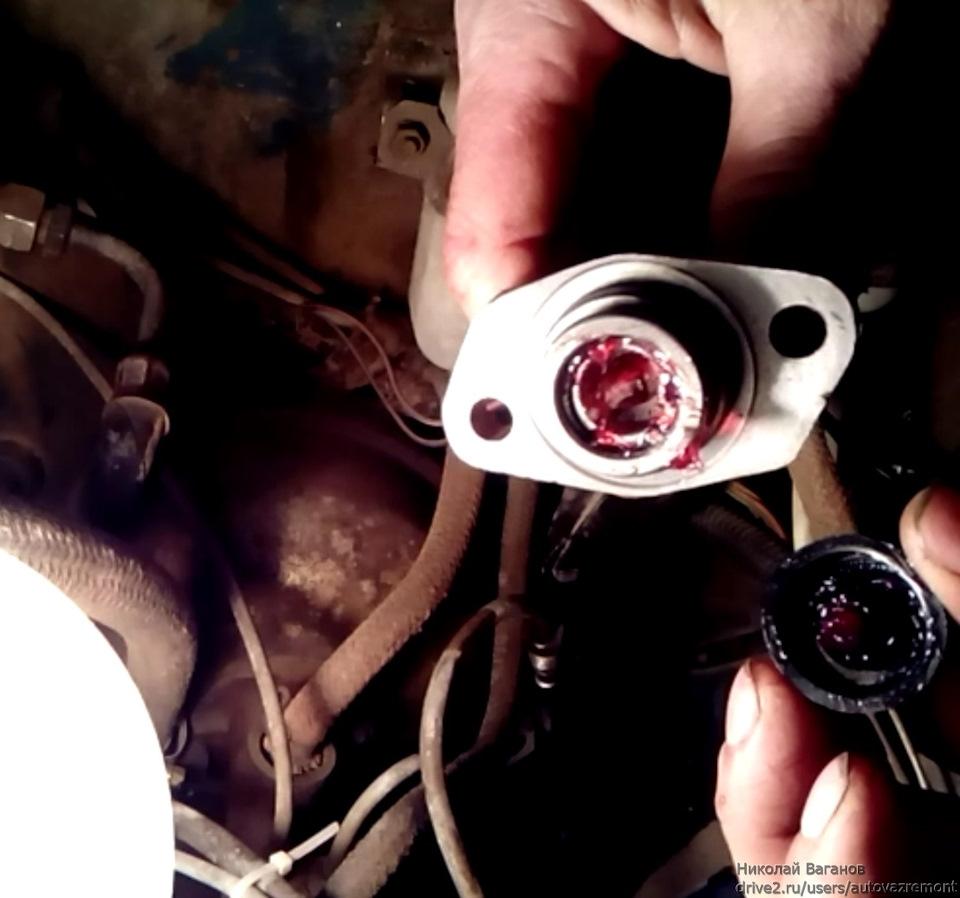 e9dea09s 960 - Течь главного цилиндра сцепления