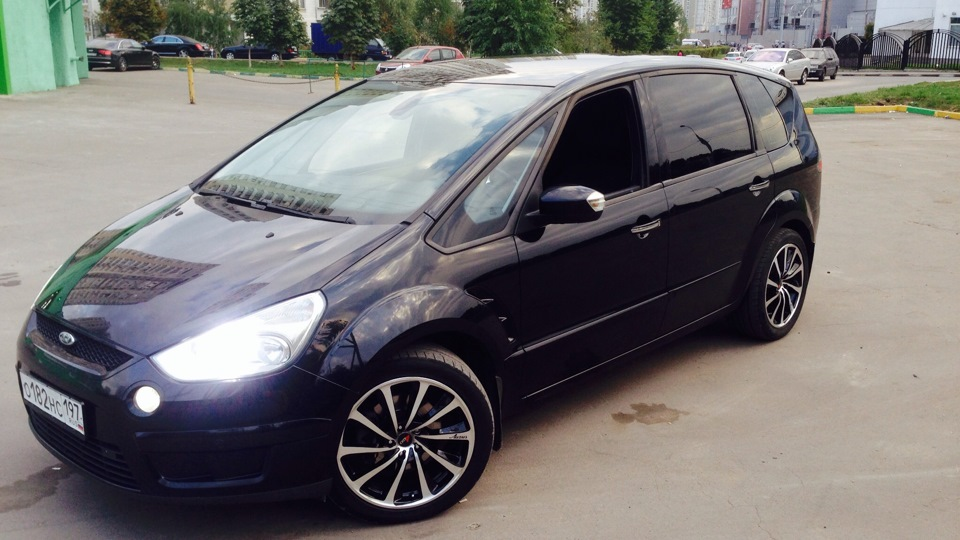 ford s-max 2.3