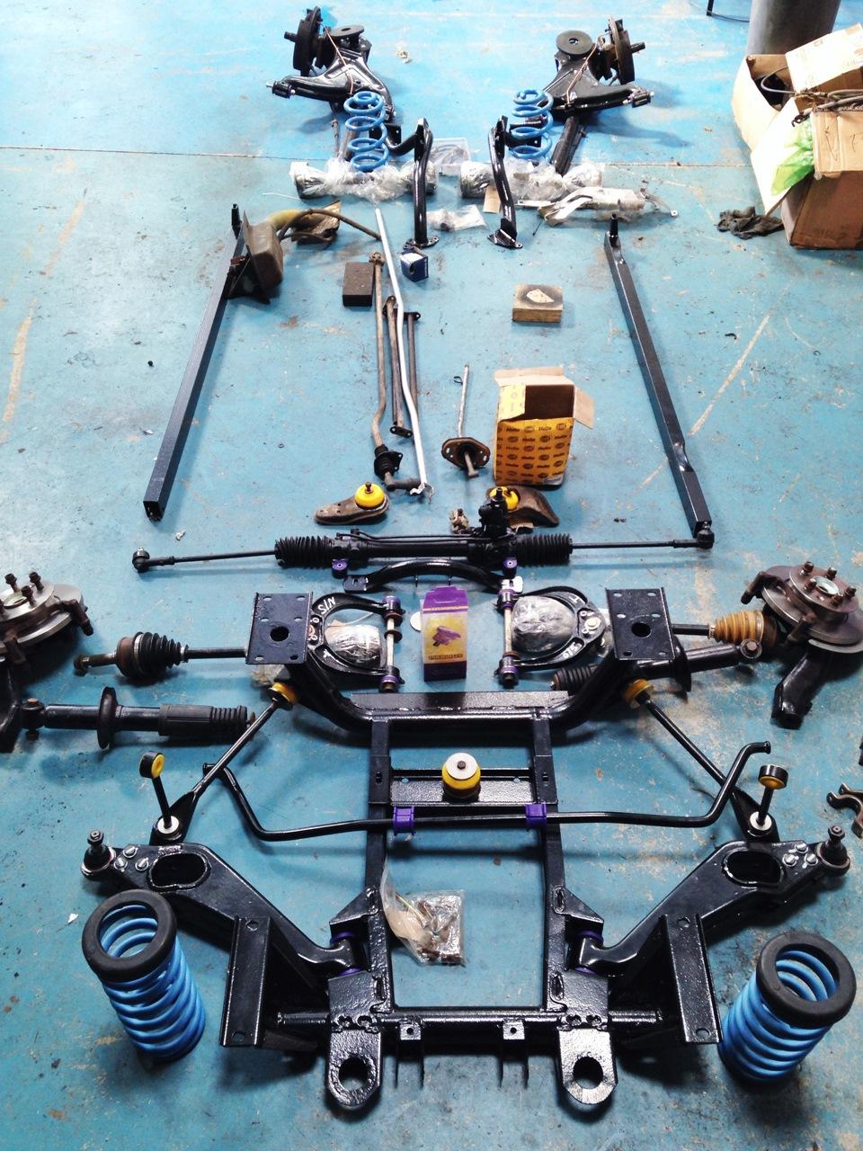 Переделать транспортер в полный привод транспортер т3 глушитель фото