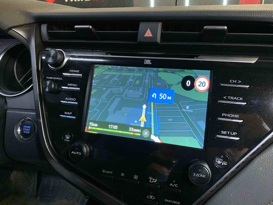 Автомагнитолы Toyota — получите больше возможностей со штатной магнитолой