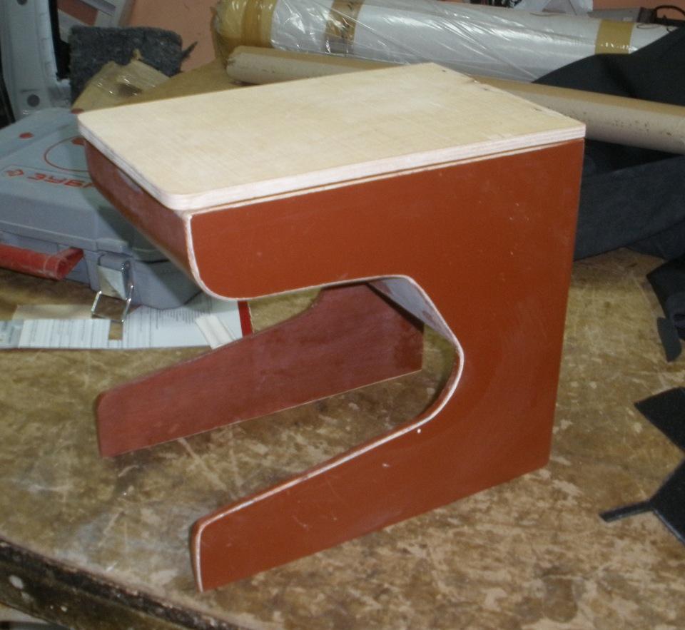 Как сделать своими руками подлокотник на ваз 21099
