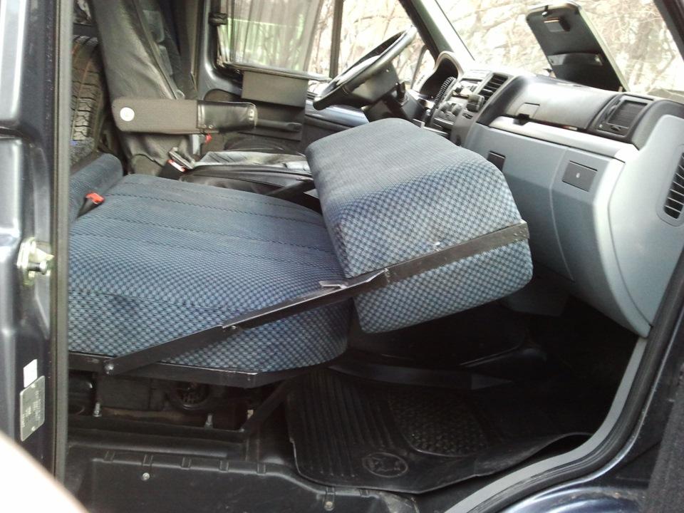 Еще один спальник. - бортжурнал ГАЗ Соболь Danunah 2013 года на DRIVE2