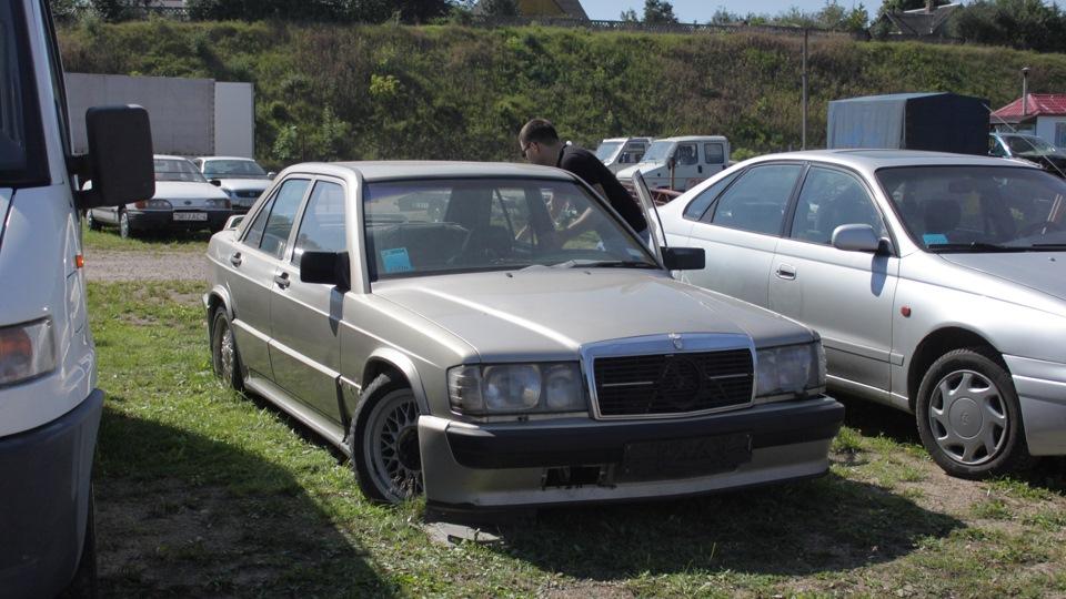 Mercedes benz 190 w201 2 3 16v evo baby drive2 for Baby mercedes benz