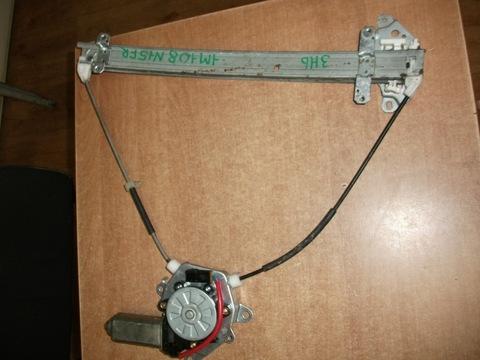 электростеклоподьёмник (расключение) .