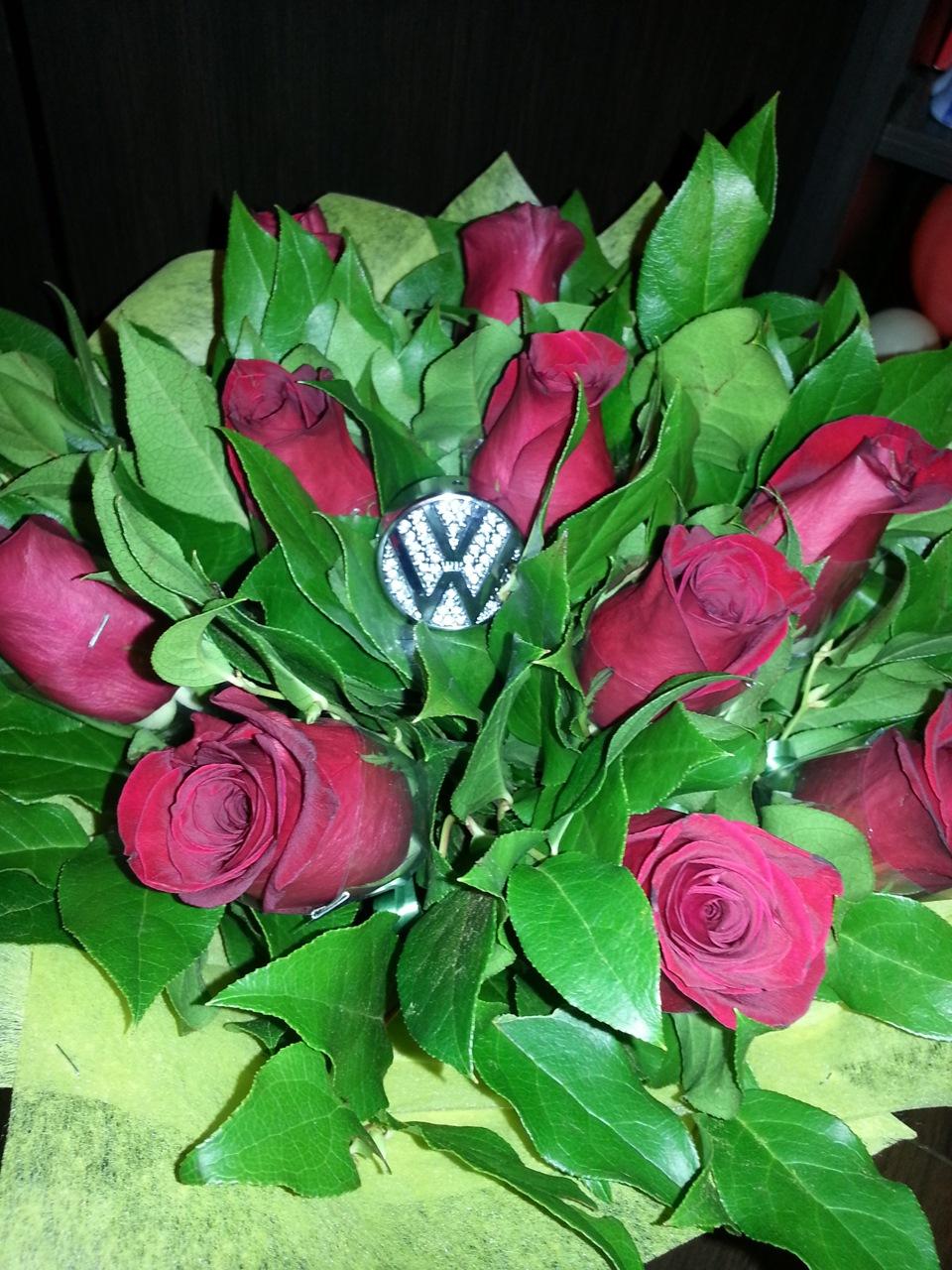 Цветок самый лучший день