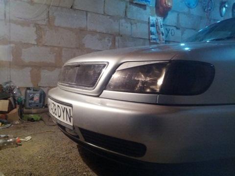 Ресницы для Audi A6 C4