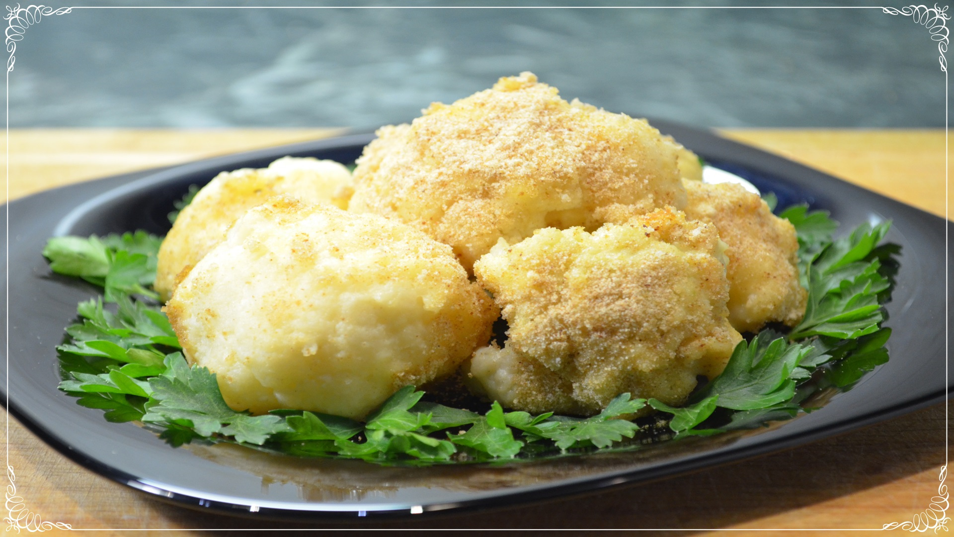 Цветная капуста запеченная с сыром рецепт пошаговый