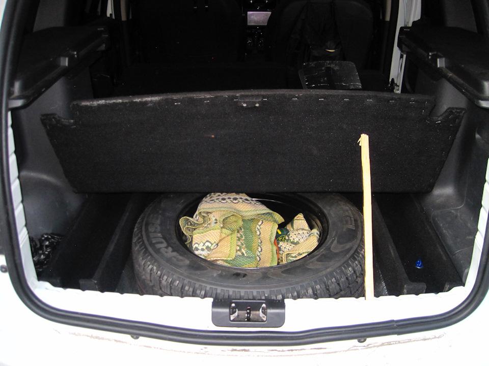 Органайзер в багажник рено логан своими руками 67