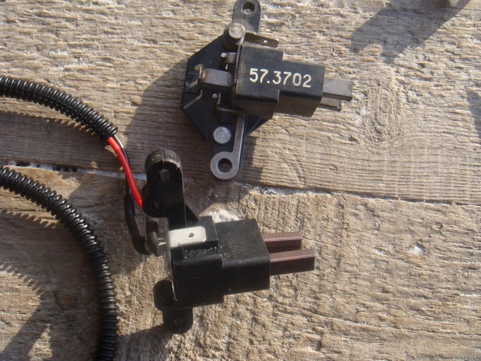 Фото №9 - 3 уровневый регулятор напряжения ВАЗ 2110