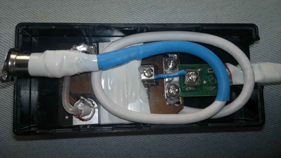 В головном устройстве SoundMAX sm-cmmd7001 есть функция приёма тв, а раз там она есть захотелось сделать антенну...
