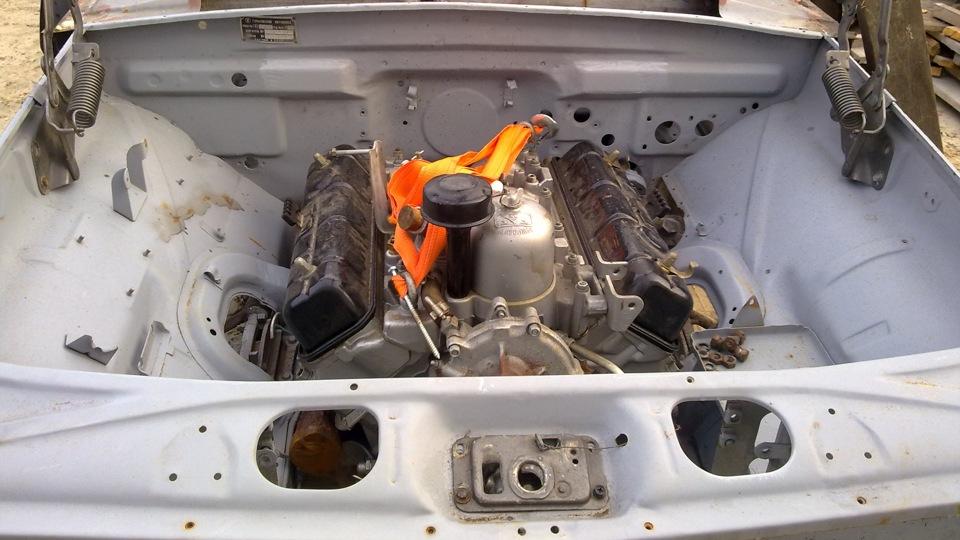 Двигатель газ 53 установка на волгу 4