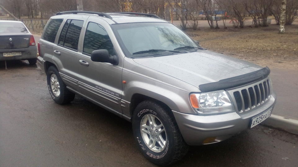 1999 jeep grand cherokee 4.7