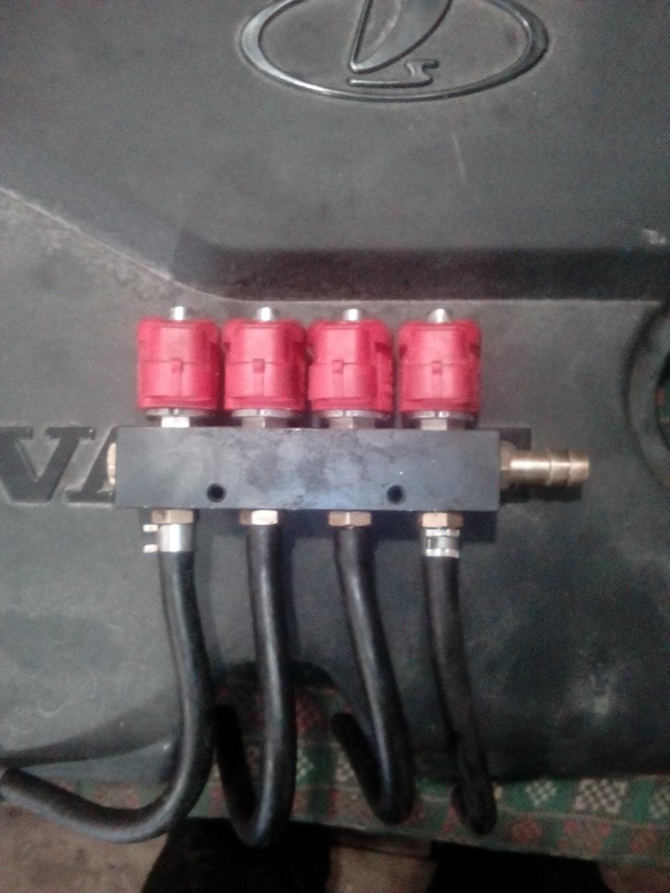 Инструкция установки ГБО 4 фотографии. Установка газа своими