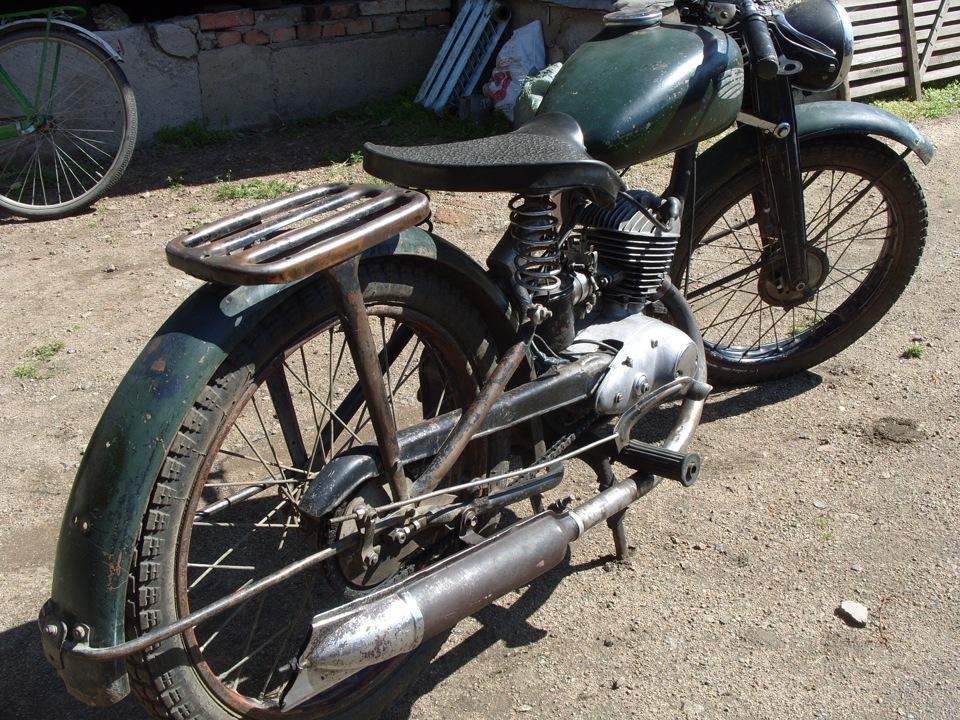 К-125 1950 года выпуска (Кашлик)
