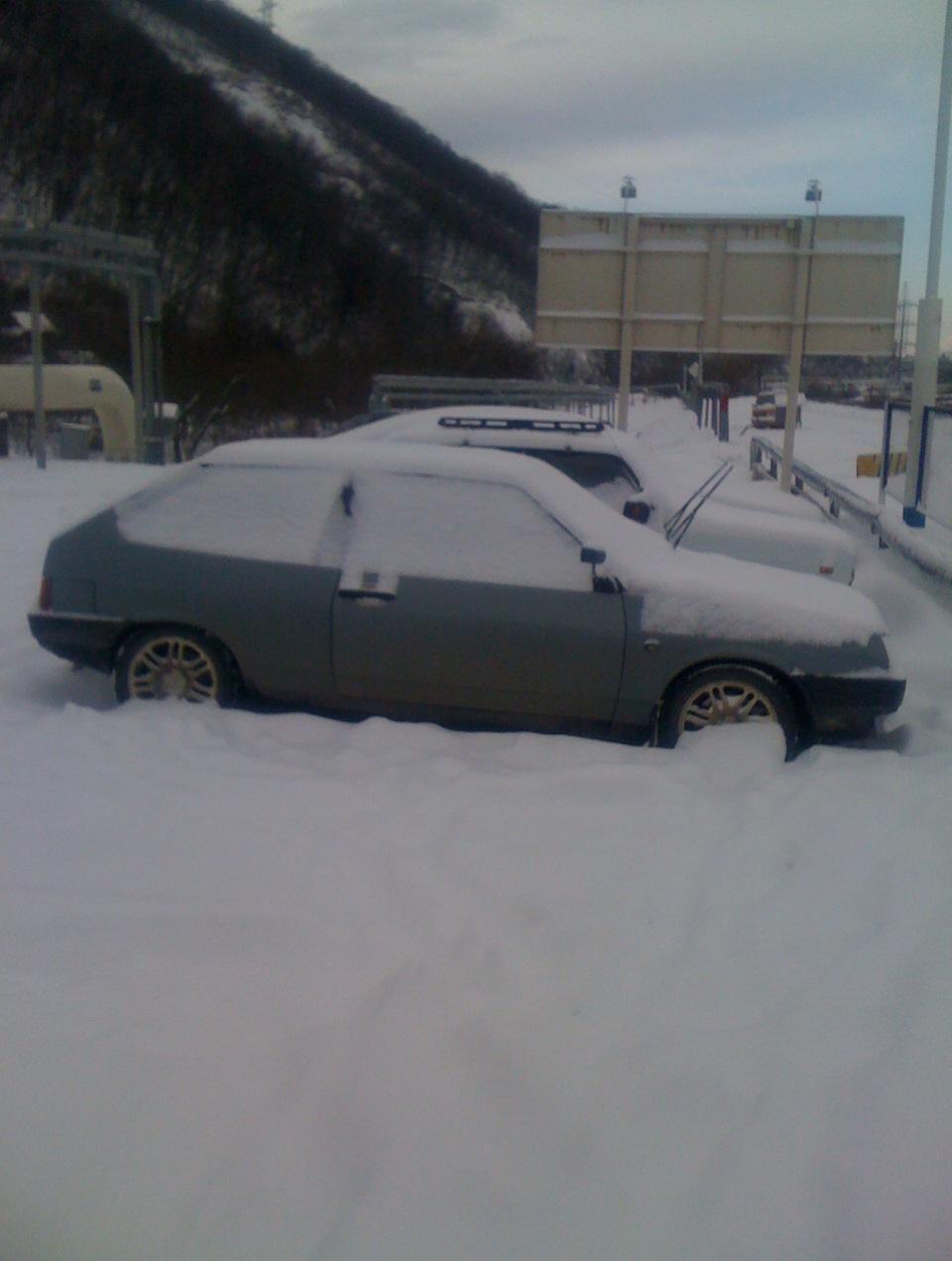 Макрос на ауг а3 9мм зима