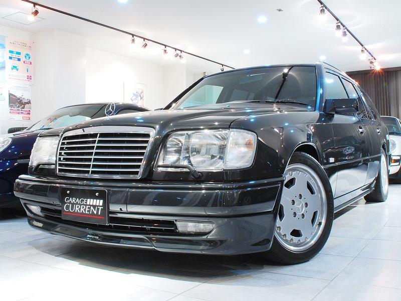 Mercedes Benz W124 AMG Wagon — DRIVE2