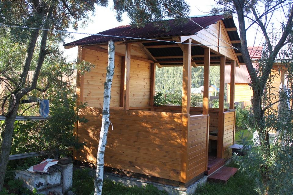 Ремонт комнаты на даче своими руками фото 47
