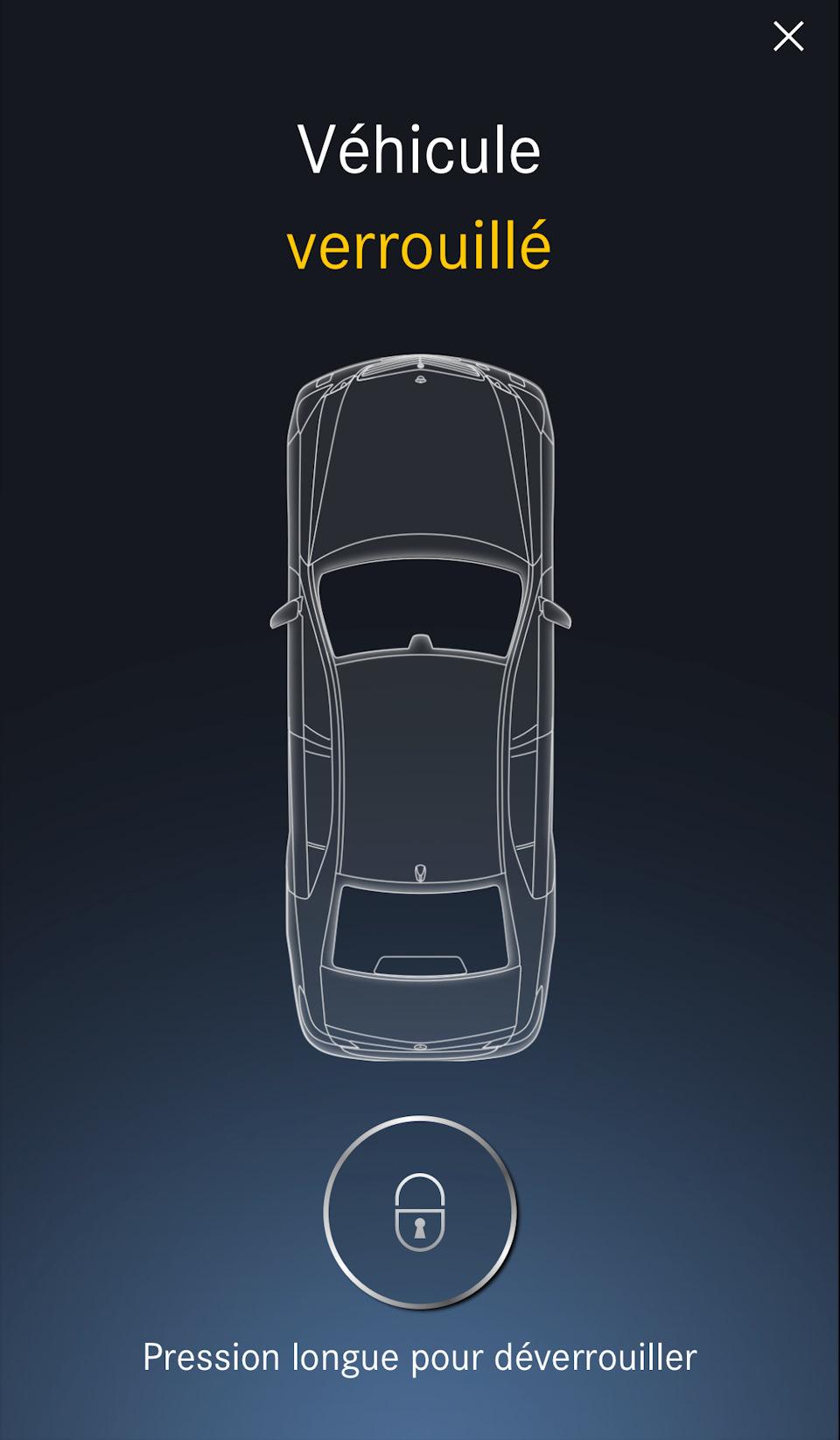 Mercedes-Benz E-class 2 Литра Элитного Молока › Бортжурнал › Активировал функцию дистанционной парковки и отпирание/закрывание с телефона. Mercedes Me, Parking app