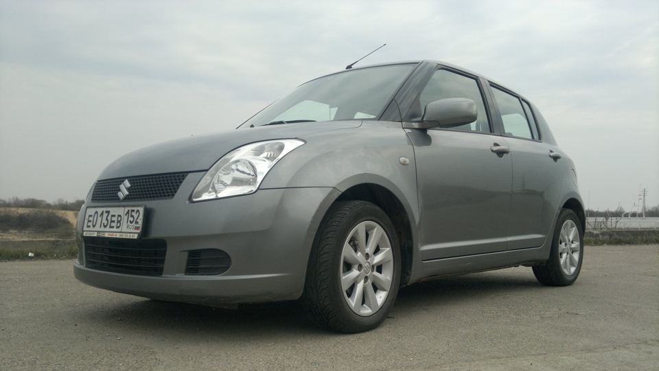 Suzuki Swift SWEETY   DRIVE2