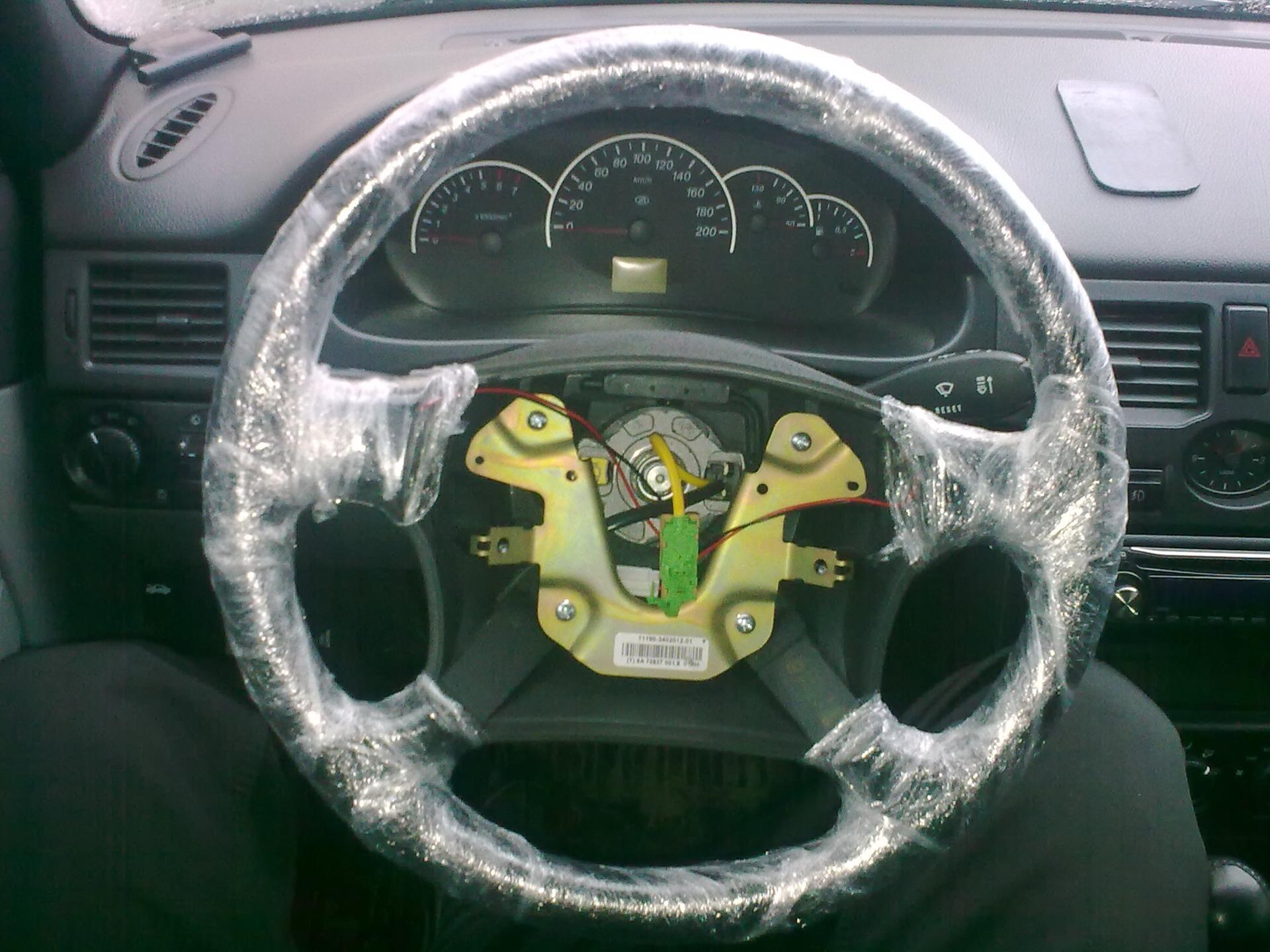 Как сделать своими руками руль