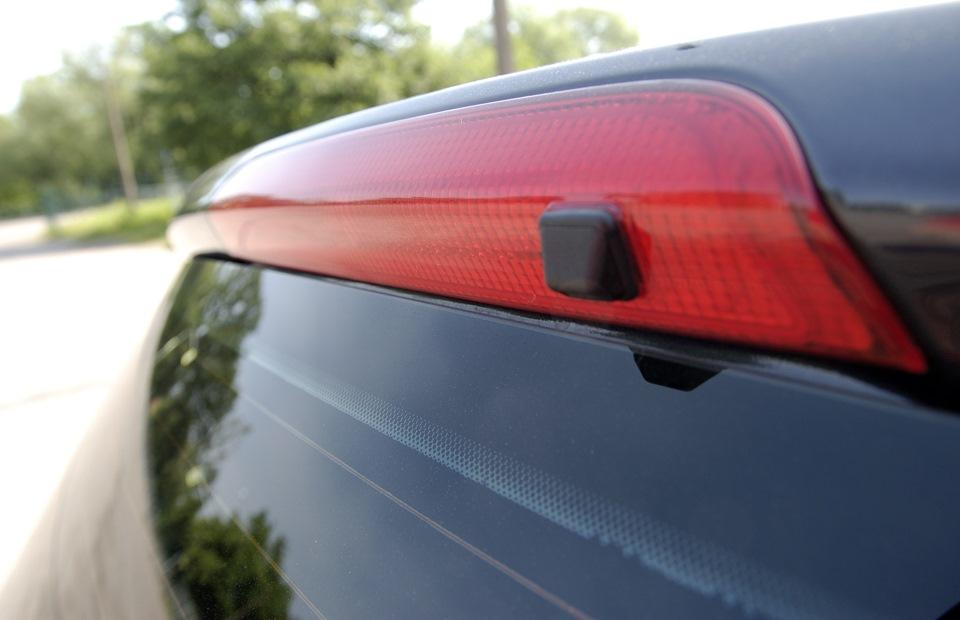 ford s-max заменить лампу стоп сигнала