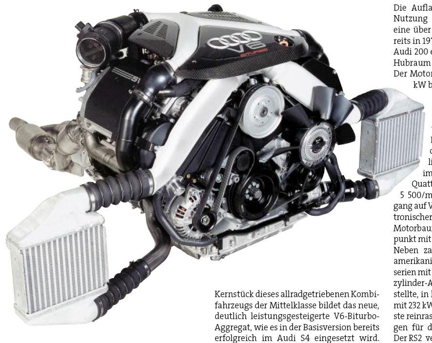 27 V6 Biturbo Audi