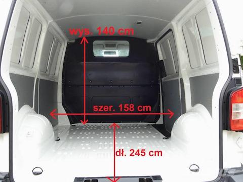 Транспортер габариты грузового отсека отзывы о фольксваген транспортер