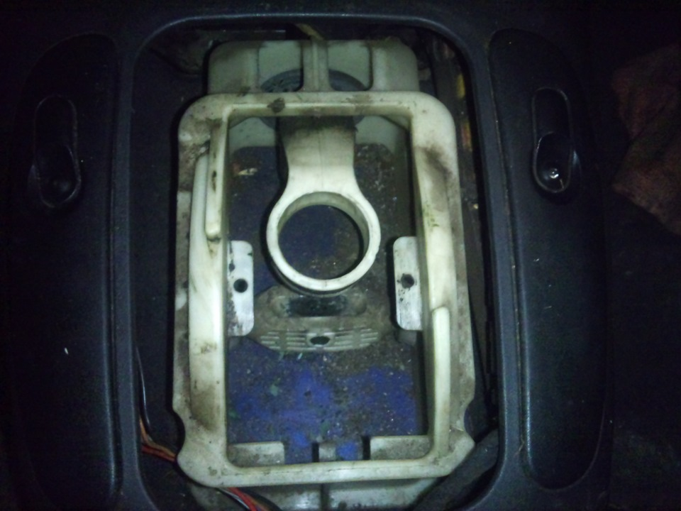 Ремонт кулисы КПП - бортжурнал Opel Vectra Первый FWD 1997 года на DRIVE2