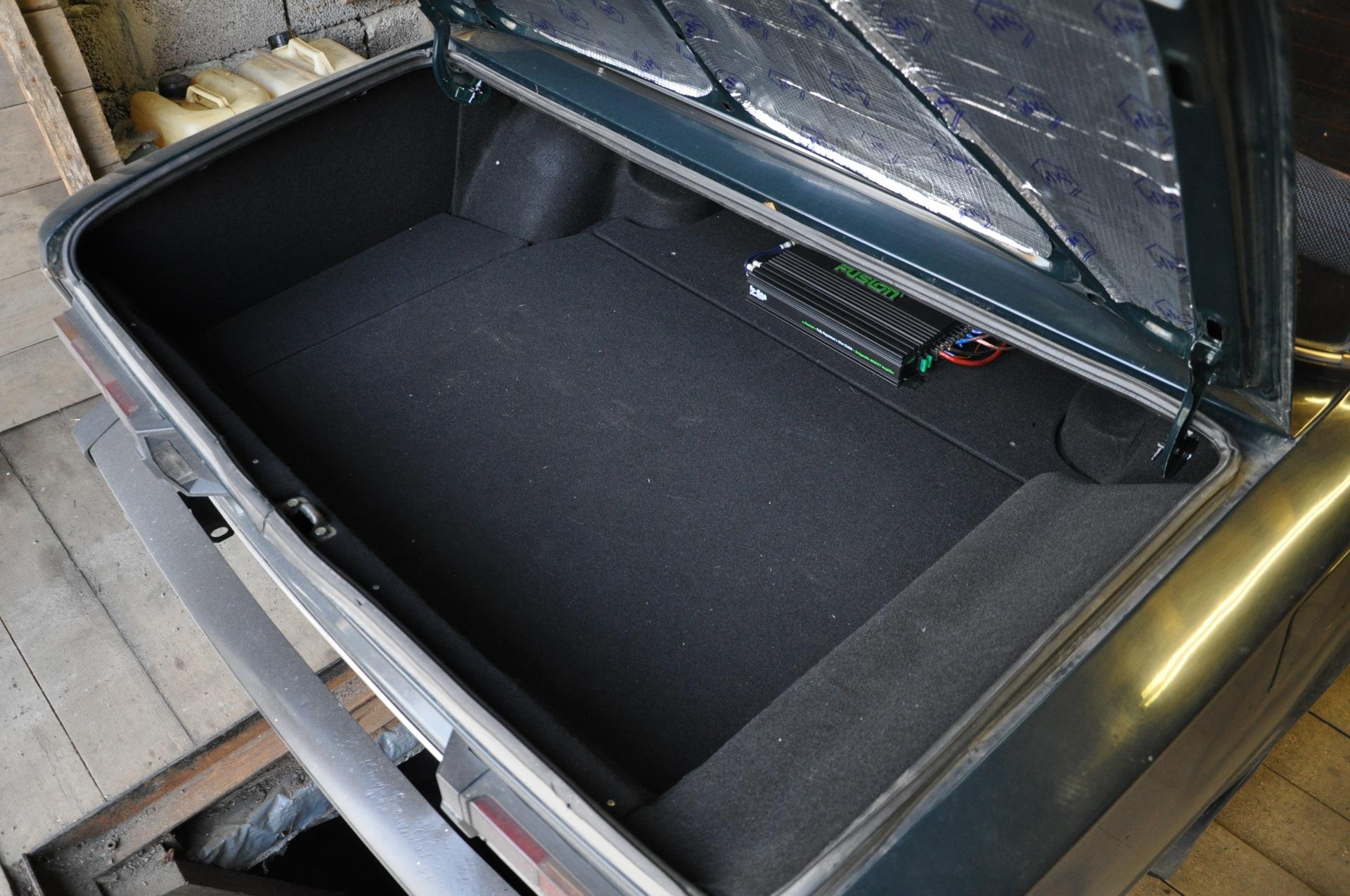 Багажник на крышу ВАЗ-2105 своими руками » Тюнинг ВАЗ