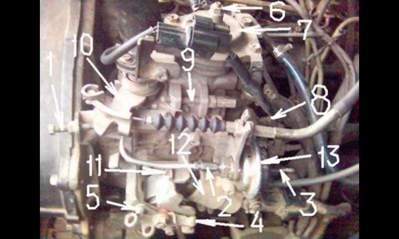 Как сделать тюнинг автомобиля Chevrolet Niva 78