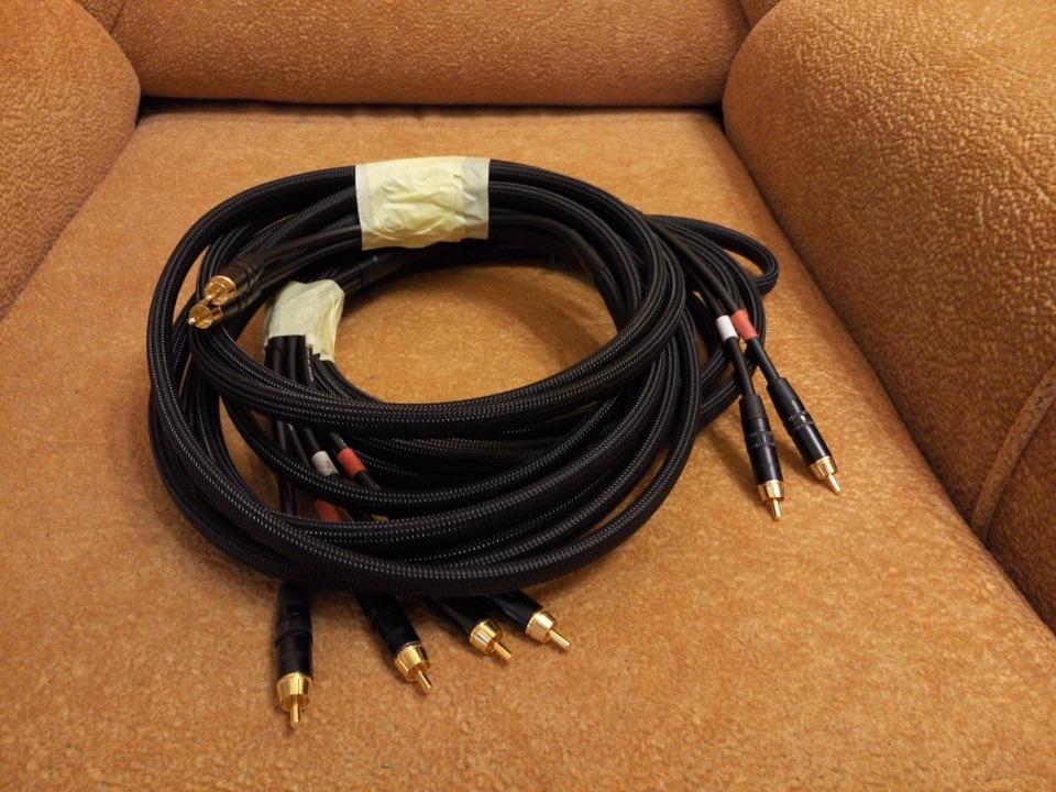 Аудио кабели своими руками