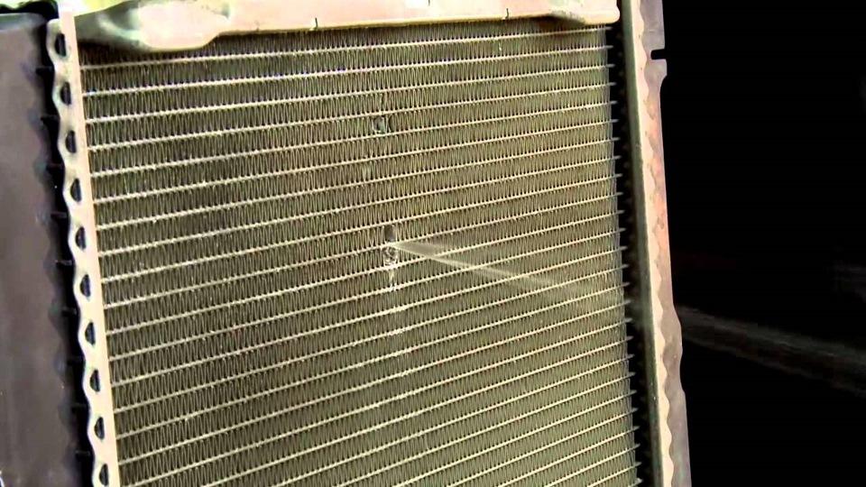 Как сделать крышку радиатора