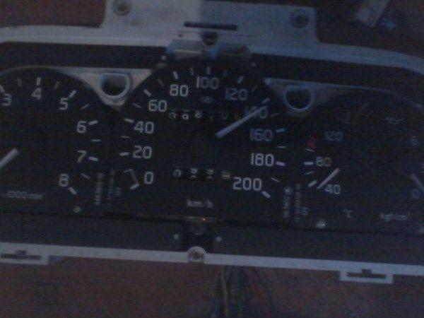 БИНГО! приборная панель ГАЗ