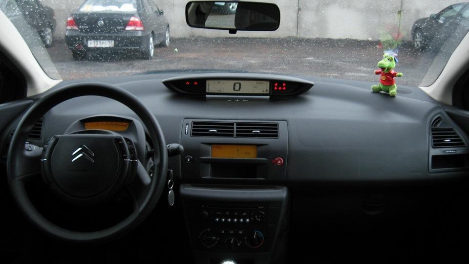 магнитола для ситроен с4 купе 2006