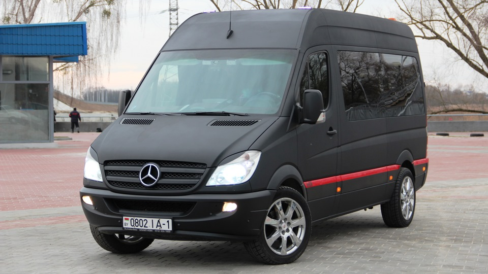 Mercedes benz sprinter travel drive2 for Mercedes benz second
