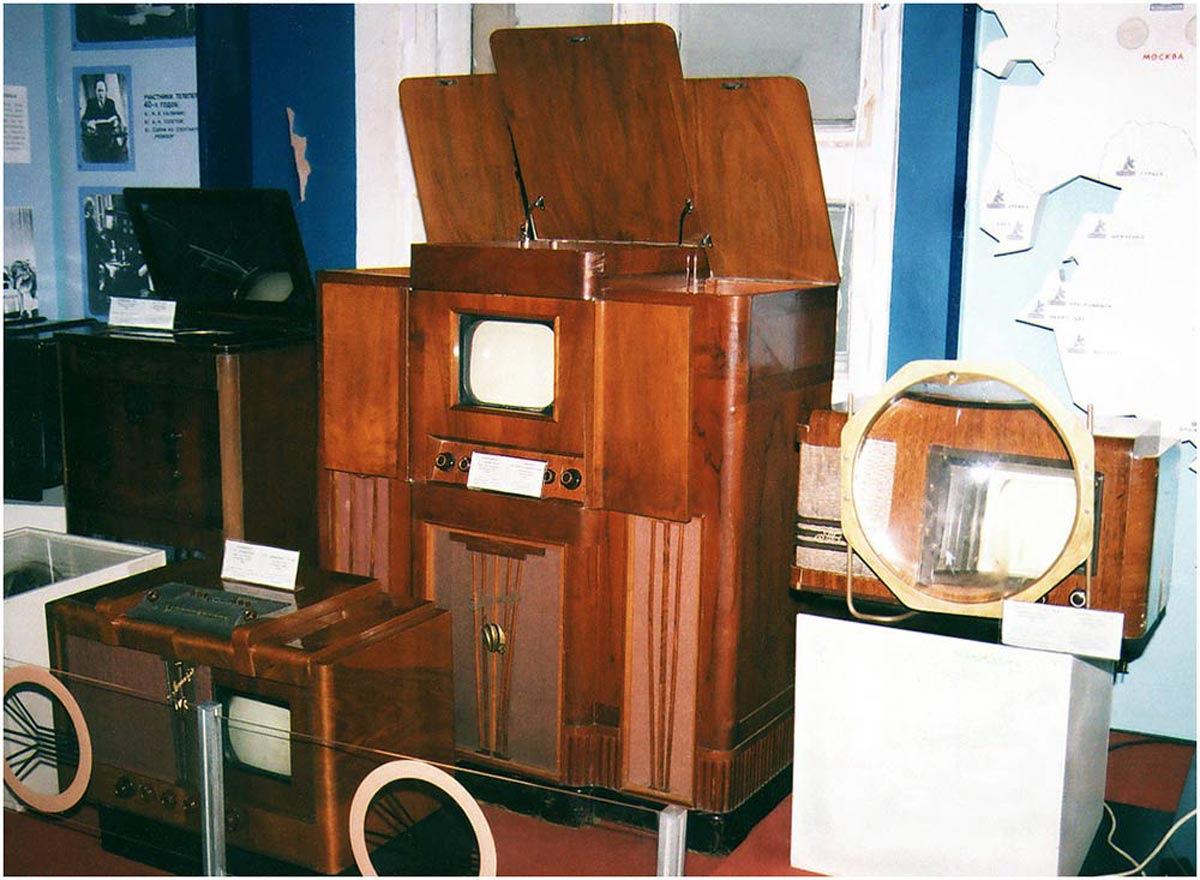 Политехнический музей фото телевизор корректоры для