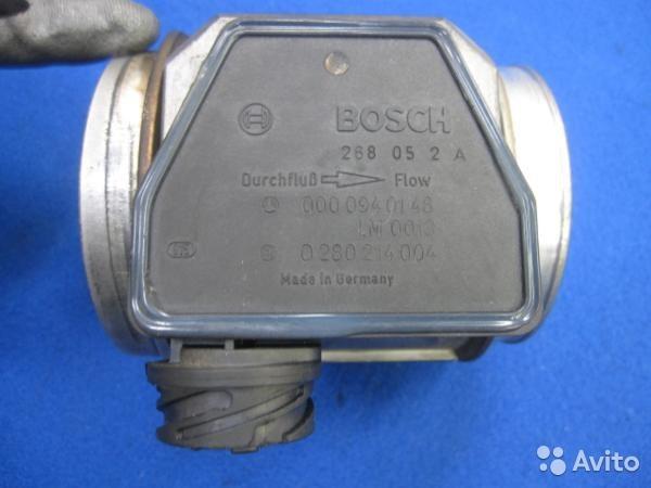 Расходомер - m 119, v8, 420e, 500e w140 s-klasse 420 se sel, 500 se sel, c140, w124 420e 500e