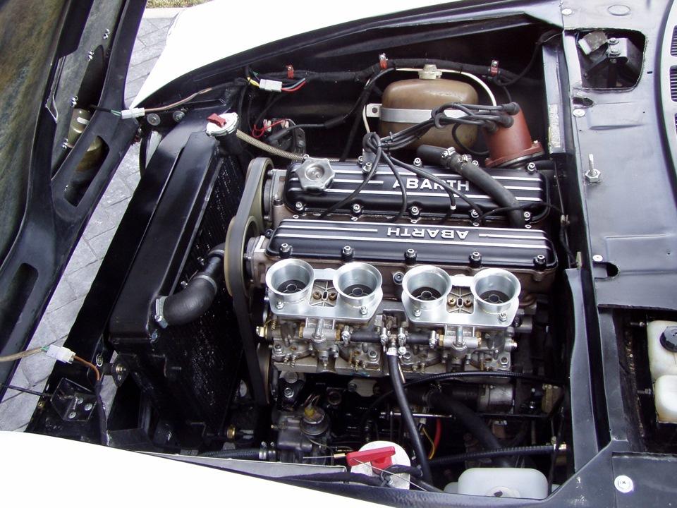 двигатель фиат на классику