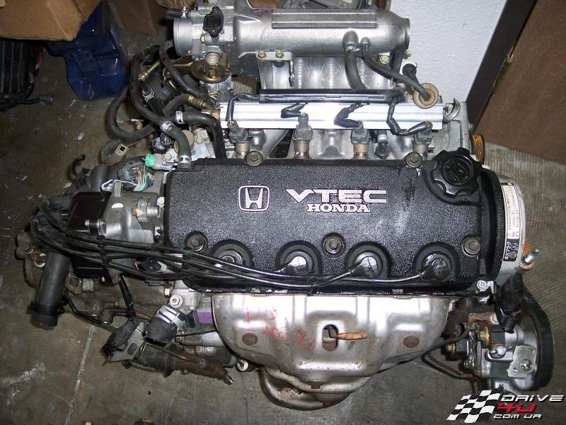комплектация двигателя по номеру honda d15b