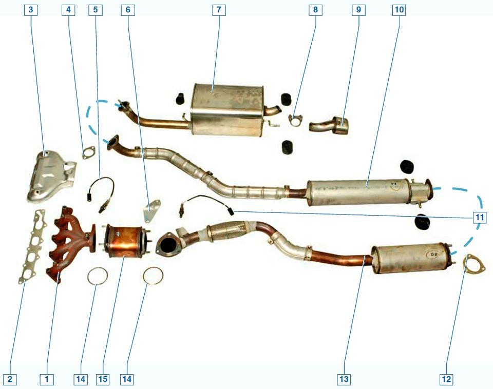 удобства глушитель шума всасывания воздуха для шевроле авео некоторых пунктах