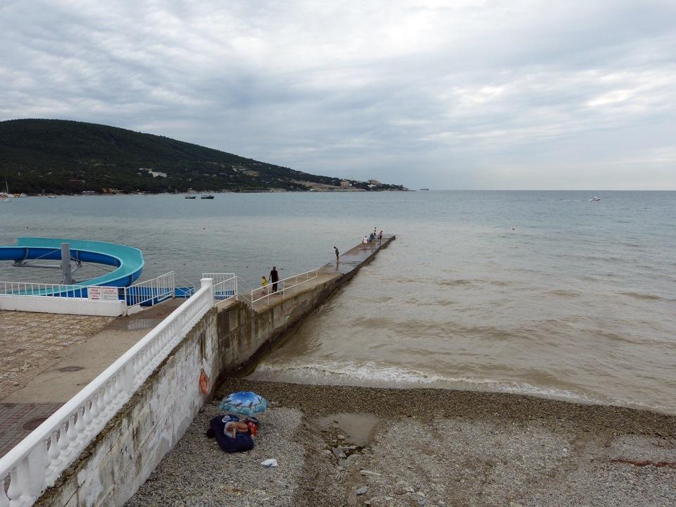 Пляжи Кабардинки Карта, фото и отзывы о пляжах