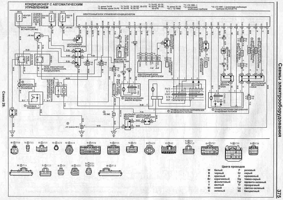 Схема из букваря