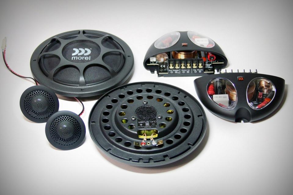 Test Ultra-acoustics Morel Virtus Nano 602 — DRIVE2