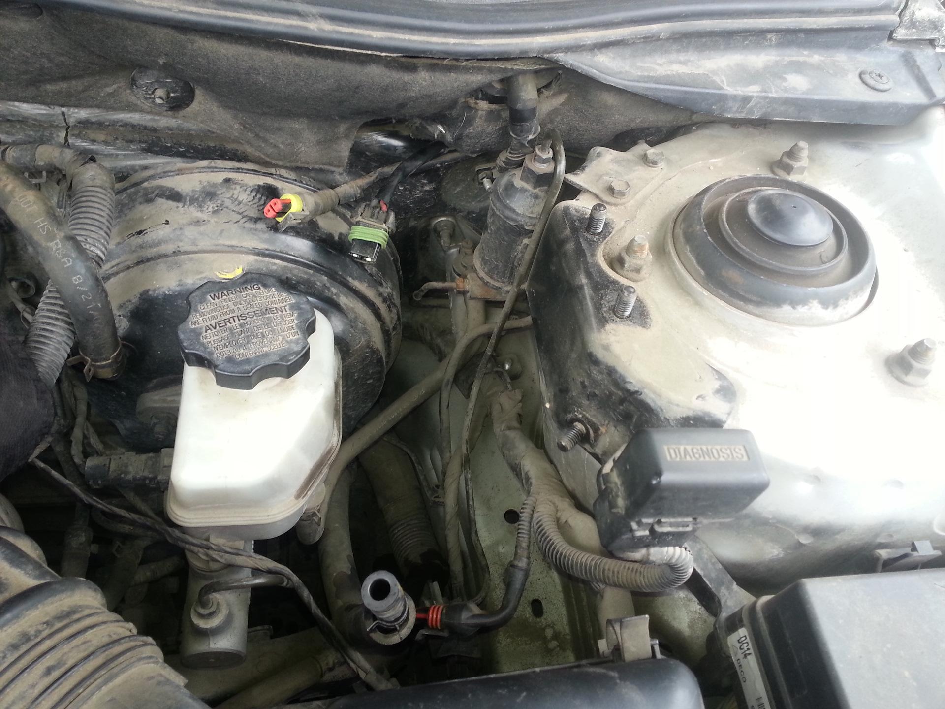 Замена цилиндра сцепления кия Замена багажника mazda 6