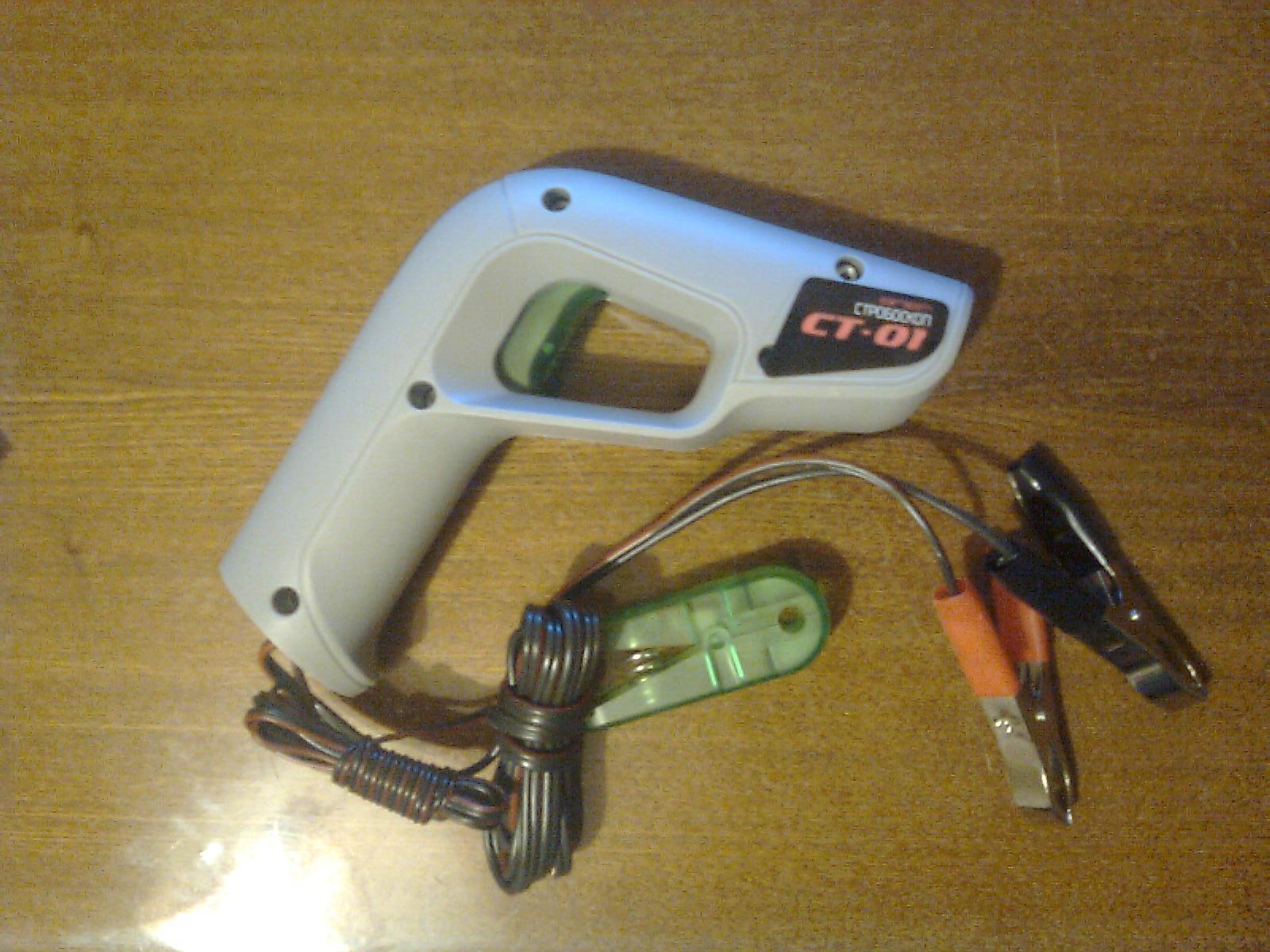 Как сделать стробоскопы для установки зажигания